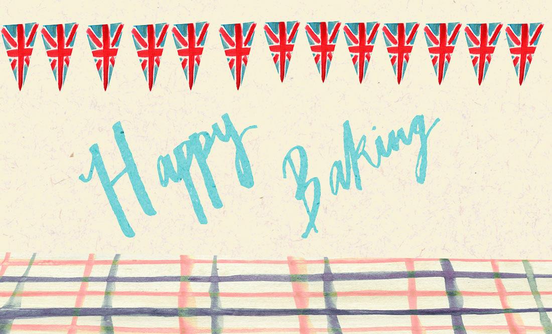 "Welcome Back ""Great British Bake Off"" – How I've missed you."