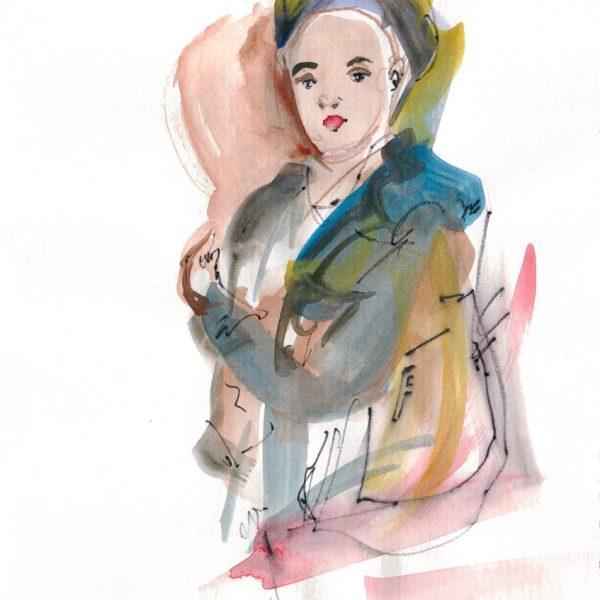 , - photo taken by June Chanpoomidole, June Chanpoomidole / June Sees Illustration.